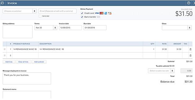 Invoice using Decription.png