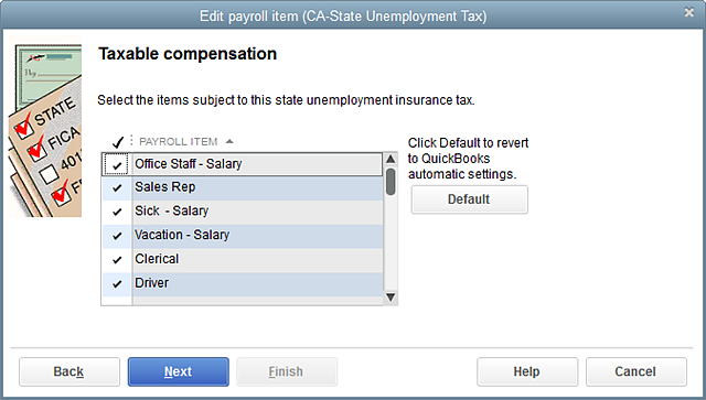 payroll check errors  incorrect state amounts