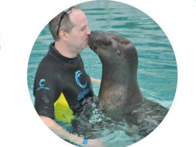 Joe Woodard and Seal