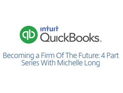 Intuit QuickBooks Firm of Future Part 4