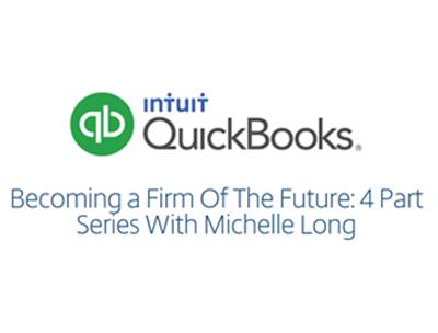 Intuit QuickBooks Firm of Future Part 4