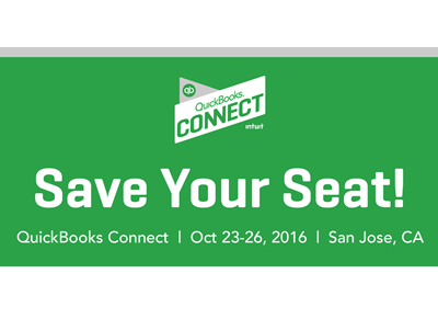 QuickBooks Connect 2016