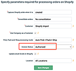 Dear Shopify Integration