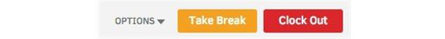 TSheets Take Break Button