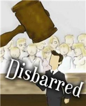 Disbarred