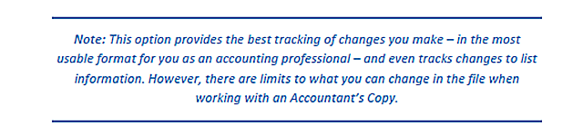 Adv. Tip - Accountant Copy Tip
