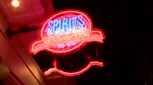 Spirits on Bourbon