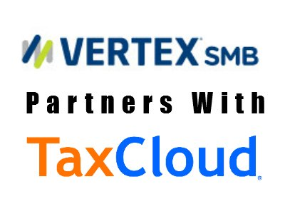 Vertex and TaxCloud