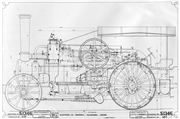 Engineering Drawing - SteamEngine