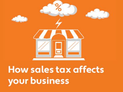 How Sales Tax Affects Your Business