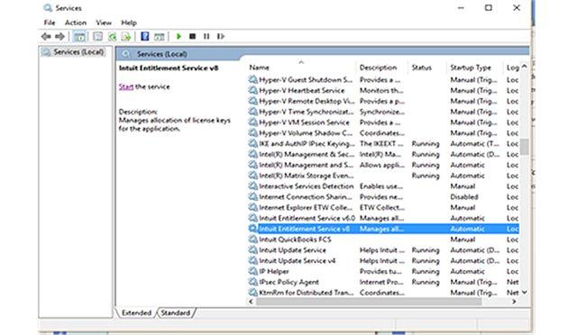 Windows Services Entitlement Client