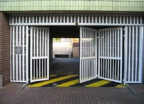 security entrance