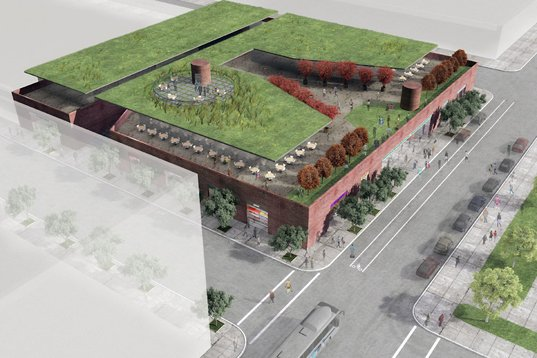 Green designed facility