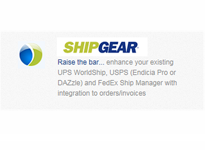 An App You Can Count On - ShipGear for QuickBooks Online
