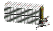 Warehouse vertical automation