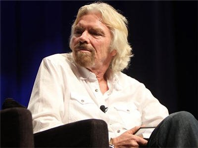 Sir Richard Branson - Sage 2016 Summit