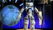 Watson powered Robot