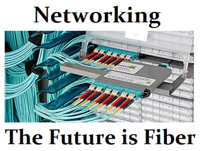 The Future is Fiber