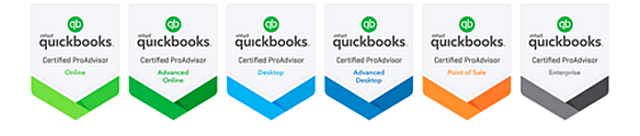 New ProAdvisor Badges 201609