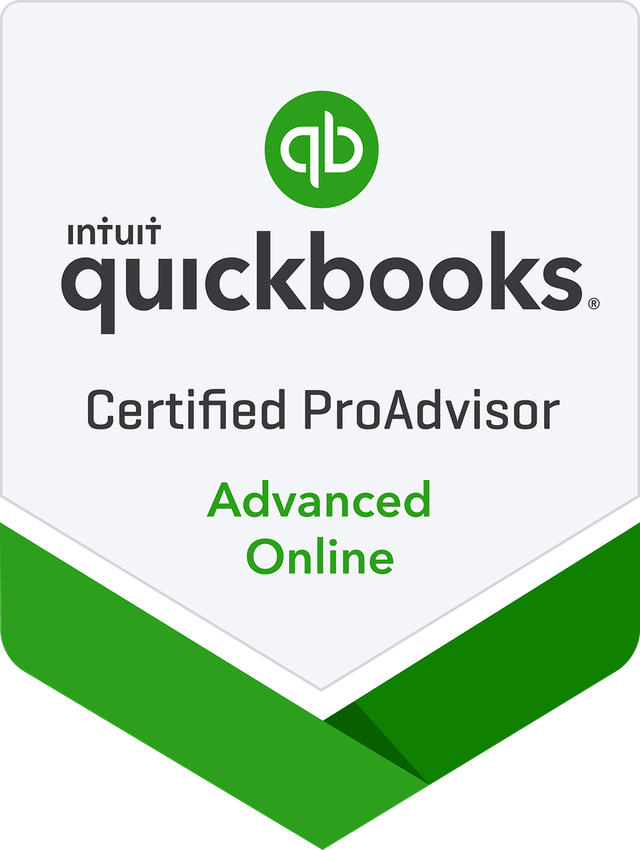 QBO Advanced ProAdvisor Badge