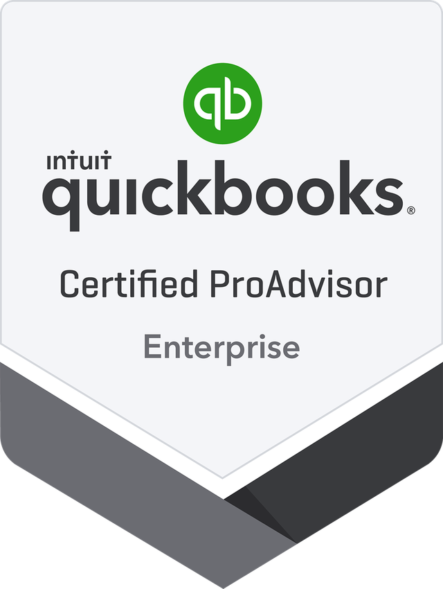 QB Enterprise ProAdvisor Badge