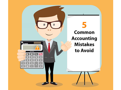 5 Accounting Errors