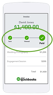 Your QBO OntheGo Quick Tip Insightfulaccountantcom - Quickbooks invoicing on the go