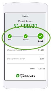 QBO App Invoice Tracker