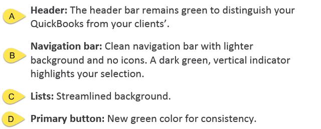New QBOA Color Scheme