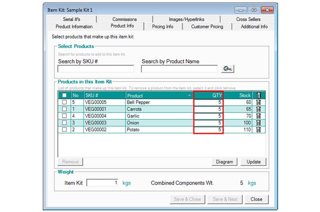 AdvancePro - Kit type product