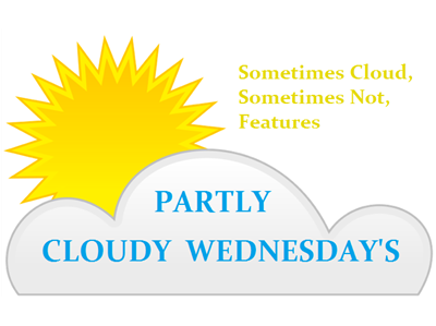 Parly Cloudy Wednesdays Feature Banner