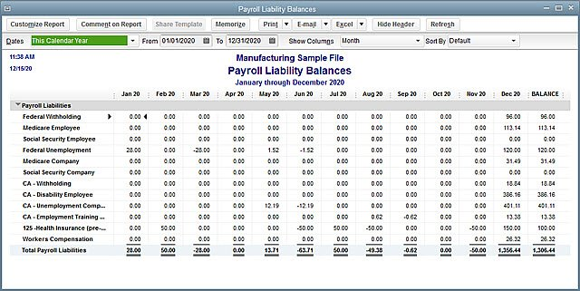 how to prepare payroll in quickbooks