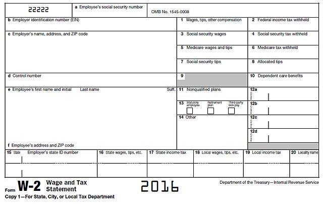 Preview and Compare W-2/W-3 Information