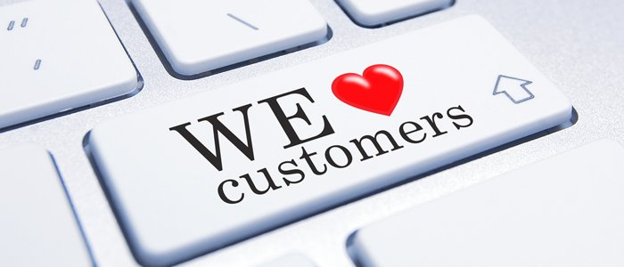 how to be a customer service contender