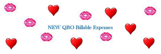 QBO Billable Expenses Title