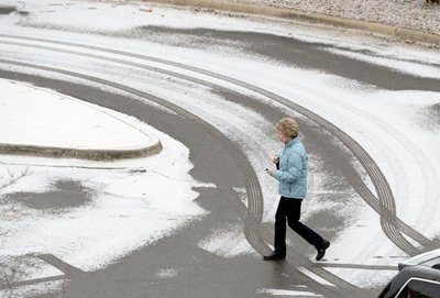 Barely any snow