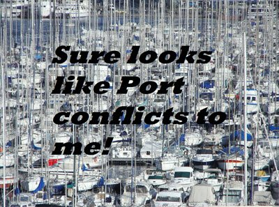 Port Conflicts