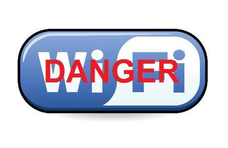 Wi-Fi Danger