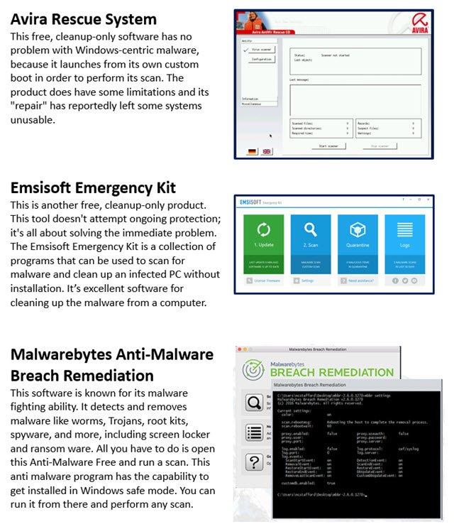 Malware Emerg Software - 2017 - 01