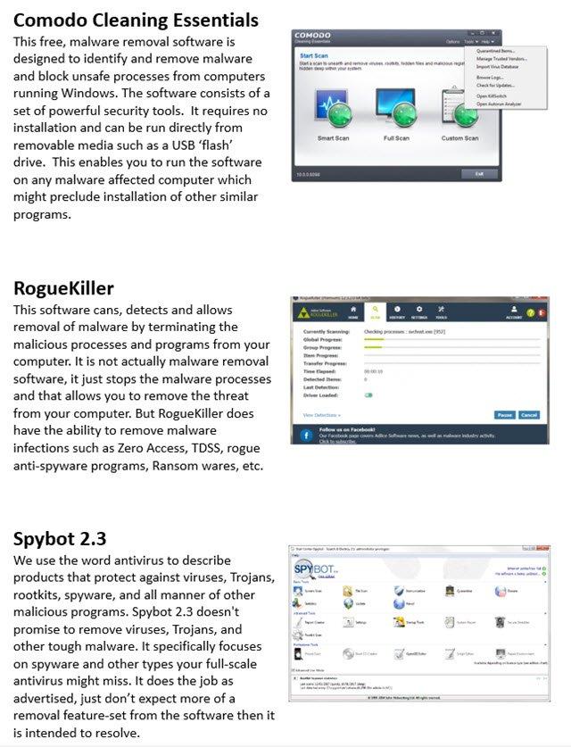 Malware Emerg Software - 2017 - 02