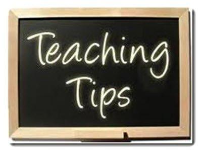 Teaching Tips 400x300