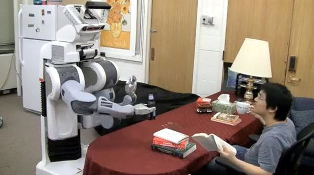Personal robotic assistant