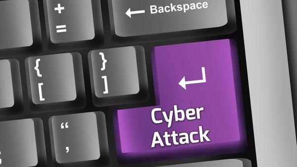cyber attack key