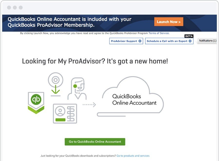 quickbooks online accountant download