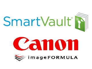 SmartVault and Canon