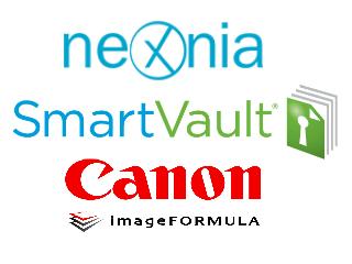 smartvault nexonia canon