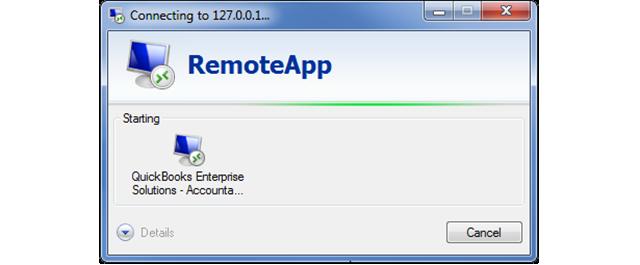 RDS QB Remote App