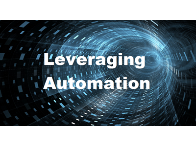Leveraging Automation