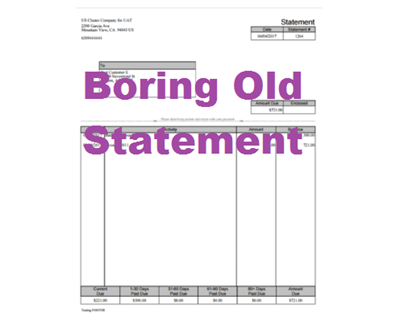 Boring Old QBO Statement