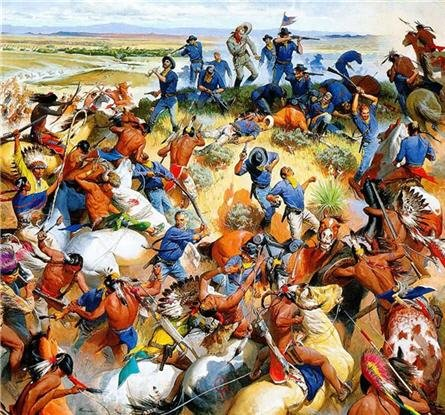 Custer's Last Stand sm